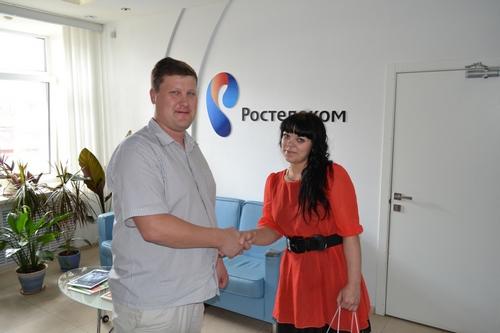В Кировской области к широкополосному интернету от «Ростелекома»подключен 120-тысячный абонент