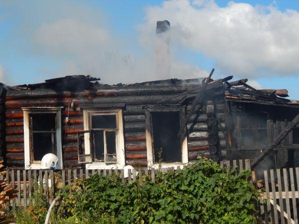 Житель Омутнинска Кировской области облил бензином и сжег свою подругу