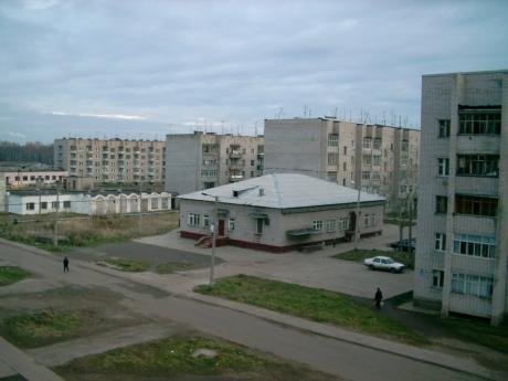 В Лянгасово в Кирове дом для переселенцев построили на роднике