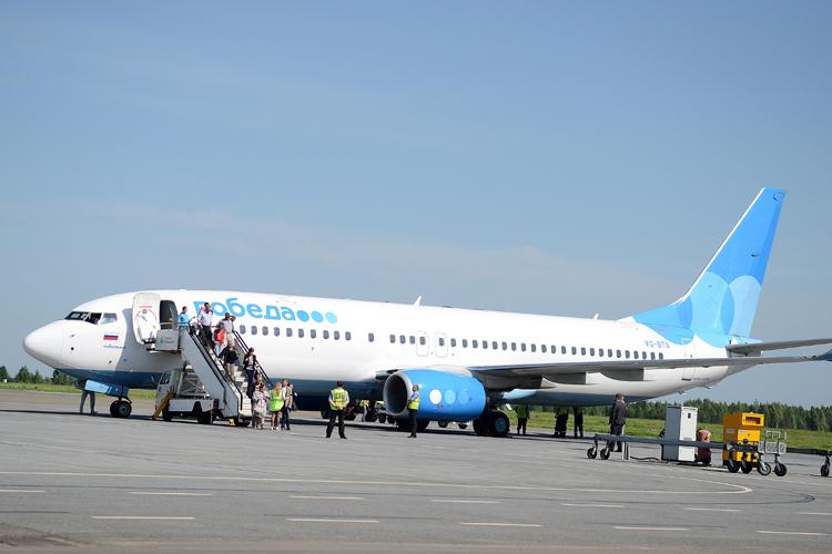 Из Кирова в Москву вылетел первый бюджетный рейс