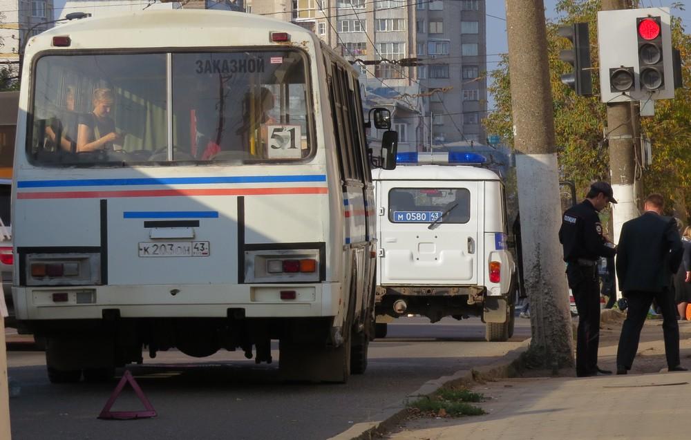В Кирове чемодан с гармонью, оставленный в автобусе, приняли за бомбу