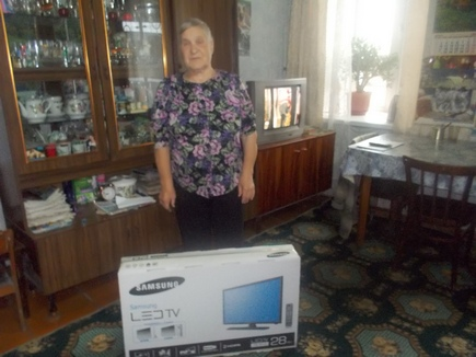 Нина Ивановна Ракитина