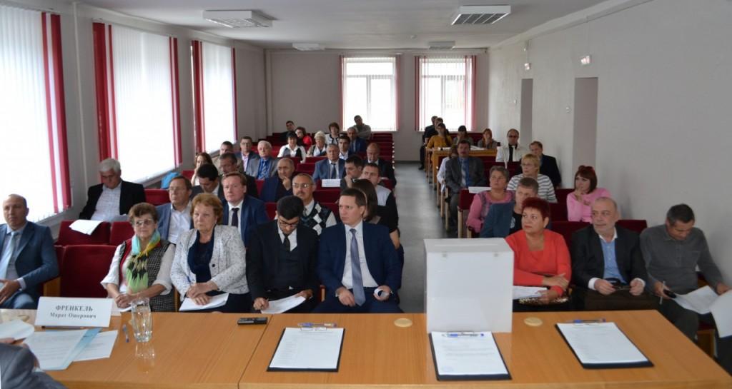 В Кирове утвердили состав третьего созыва Общественной палаты