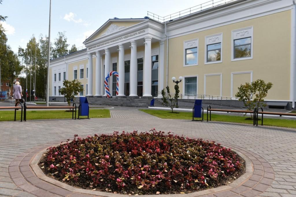 Кадеты Приволжского федерального округа будут учиться в обновленном Удмуртском кадетском корпусе