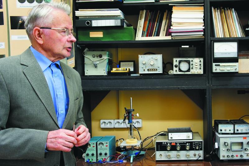 Профессор ВятГГУ изобрёл аппарат для улучшения крови