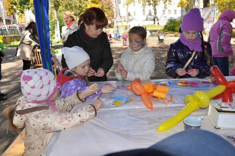 площадки для детей с ограниченными возможностями здоровья