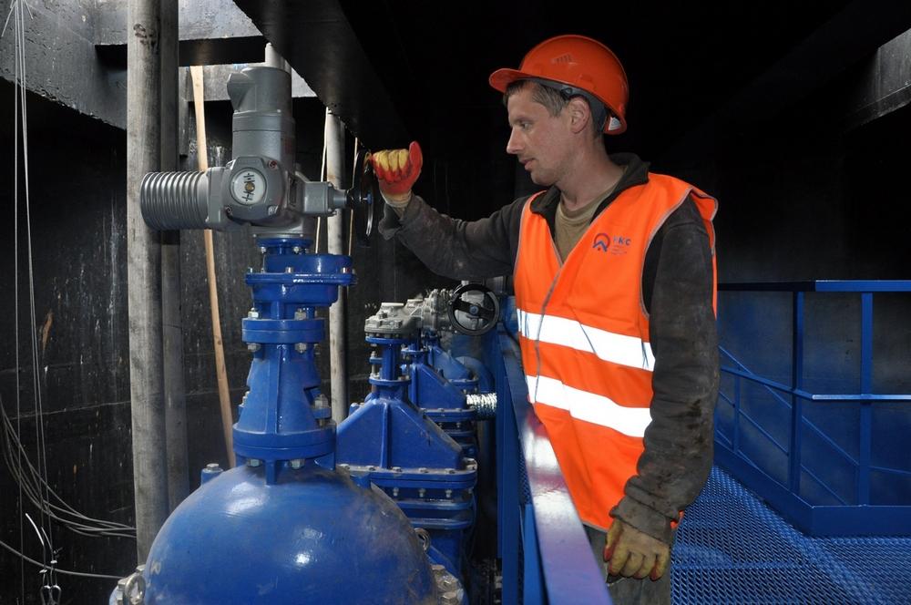 Кировские КС готовят к пуску новую насосную станцию