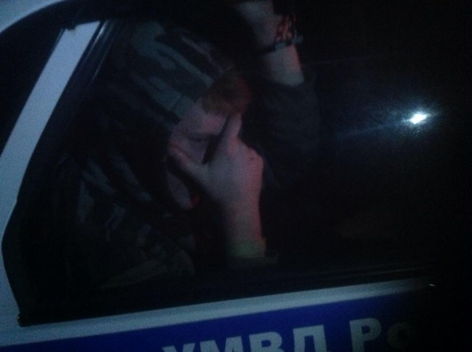 В Кирове ночью была погоня со стрельбой