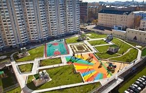 В Кирове на крыше дома может появиться детская площадка