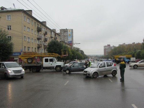 В Кирове в результате ДТП пострадал 9-месячный ребенок