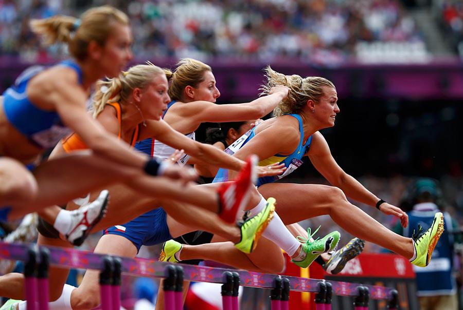 Юные кировские легкоатлеты вернулись с соревнований с наградами