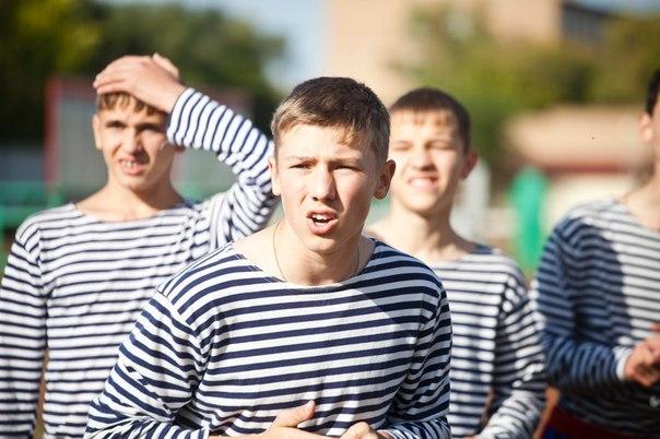 Команда Кировской области приняла участие в открытии«Зарница Поволжья-2015»