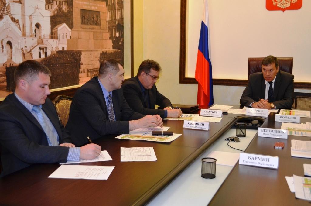 Главный федеральный инспектор по Кировской области провел совещание по предстоящему единому дню голосованияГлавный федеральный инспектор по Кировской области провел совещание по предстоящему единому дню голосования