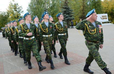 В Кирове отметили 70-летие окончания Второй мировой войны