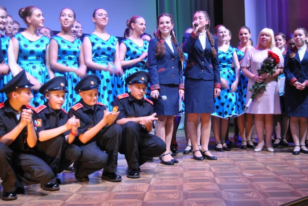 Кировчане - воспитанниками Пермского СВУ встретились с Замминистра обороны России
