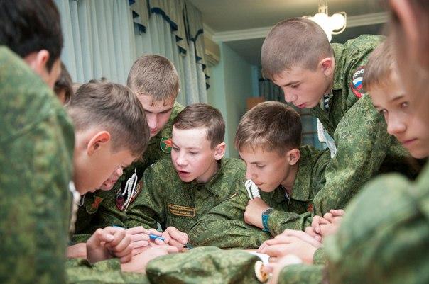 Команда Кировской области с честью прошла этапы тактической игры на «Зарнице Поволжья»