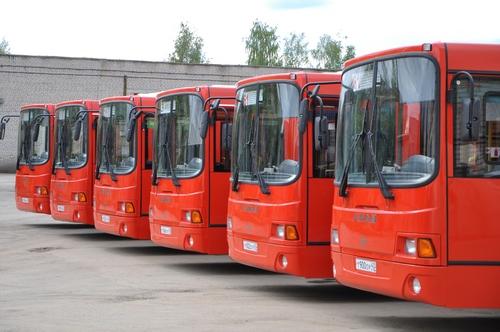 В Кирове появятся шесть новых экологичных автобусов