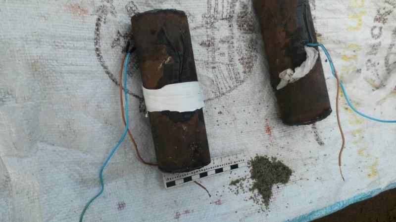В Кирове двое рыбаков перевозили взрывные устройства