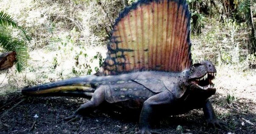 В Котельничском Динопарке появятся новый динозавр за 1,6 млн рублей
