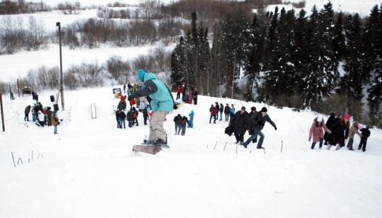 На Филейке закроют горнолыжный комплекс «Победа»
