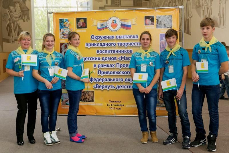 Кировчане вернулись с окружной выставки «МастерОК» лауреатами конкурса