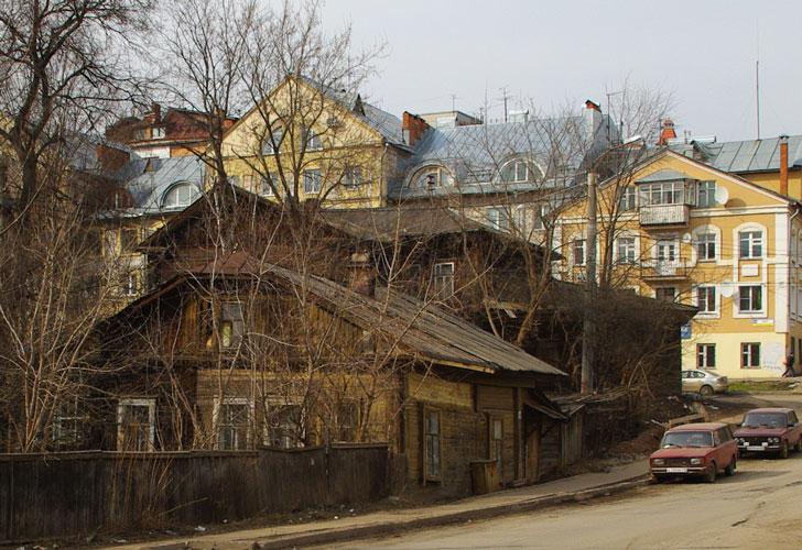 Министерство культуры: флигель усадьбы Хохрякова сносят незаконно