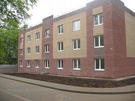 ОНФ: при строительстве домов для сирот в Нововятске выявлены нарушения