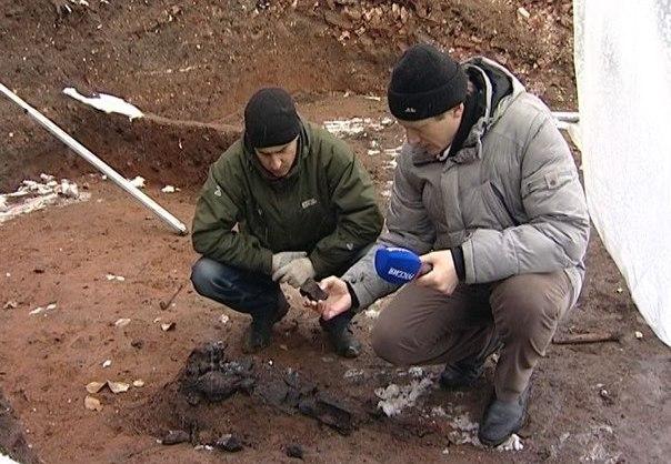 Кировские археологи нашли новые артефакты Хлыновского кремля