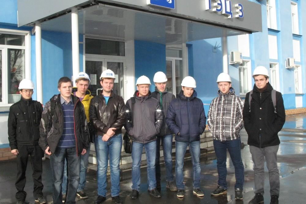 Студентов электротехнического факультета ВятГУ познакомили с объектами «Кировэнерго» и Кировского филиала «Т Плюс»