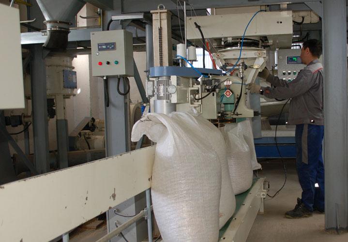 В Верхошижемье открыли завод по производству пеллет