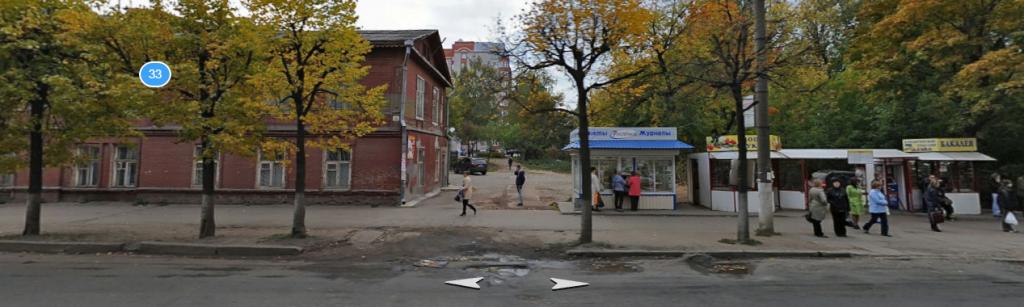 На период дорожных работ место посадки пассажиров на остановке «Улица Мопра» изменится