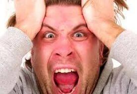 Приступы злости влияют на продолжительность жизни мужчин