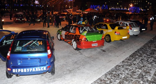 В Кирове состоятся соревнования по автоспорту «Ралли Вятка-2015»
