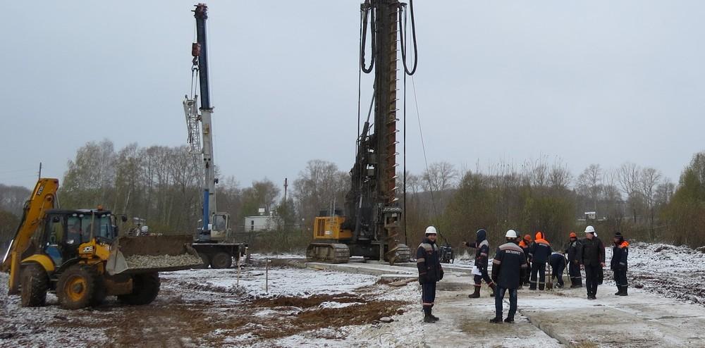 В Кирове дали старт строительству путепровода в Чистые пруды