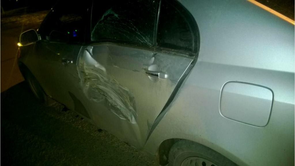 В Кирове пьяный на «Хендай» протаранил две машины, есть пострадавшие