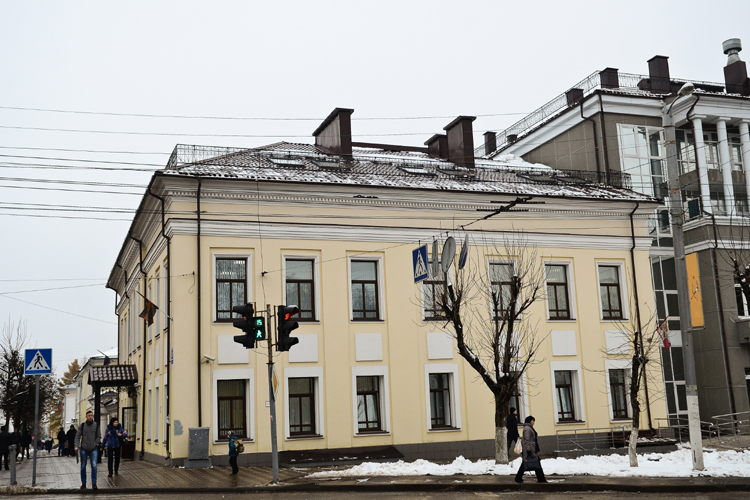 В здании «РИЦ» открыли музей дома купца Иуды Колошина