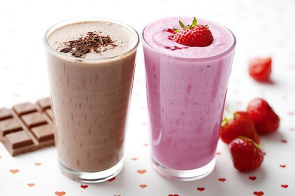 Молочный коктейль признан самым вредным напитком в мире