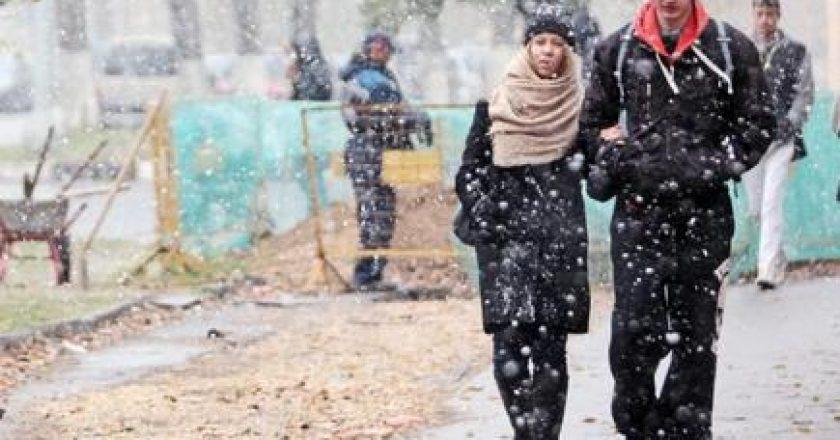 Все выходные в Кирове будет идти снег