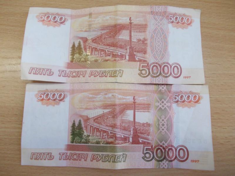Фальшивые купюры в Кировской области в основном сбывают приезжие