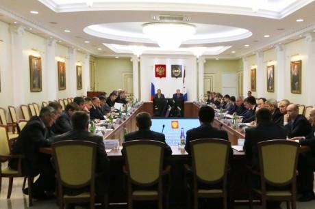 Алексей Сухов провел Координационный Совет по защите информации при полпреде Президента РФ в ПФО