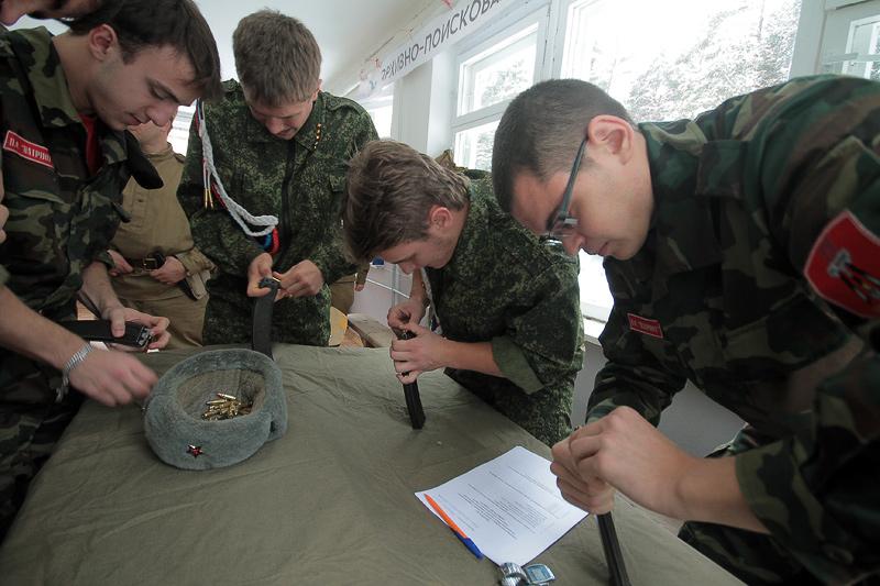 Кировчане едут на окружной слет поисковых отрядов
