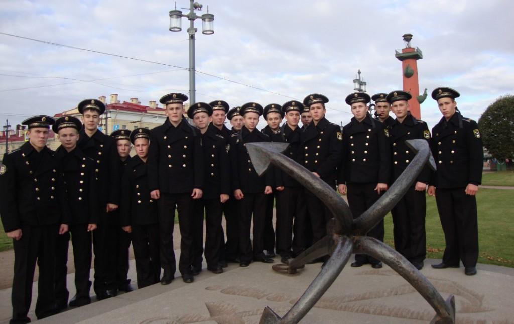 Кадеты ПФО пройдут стажировку на базе Военно-морской академии в Санкт-Петербурге