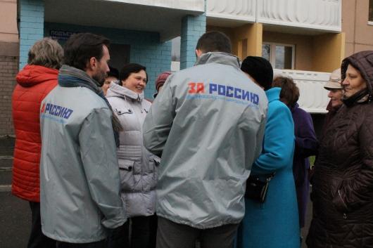 В Кирове жители домов для переселенцев жалуются на качество квартир