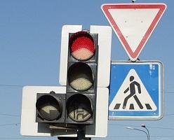 В Кирове временно отключат светофоры на трёх перекрёстках