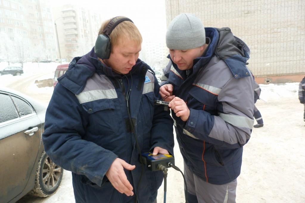 Специалисты КТК прошли обучение работе с новым акустическим течеискателем