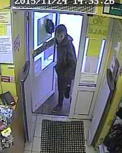 В Кирове полицейские разыскивают подозреваемого в грабеже