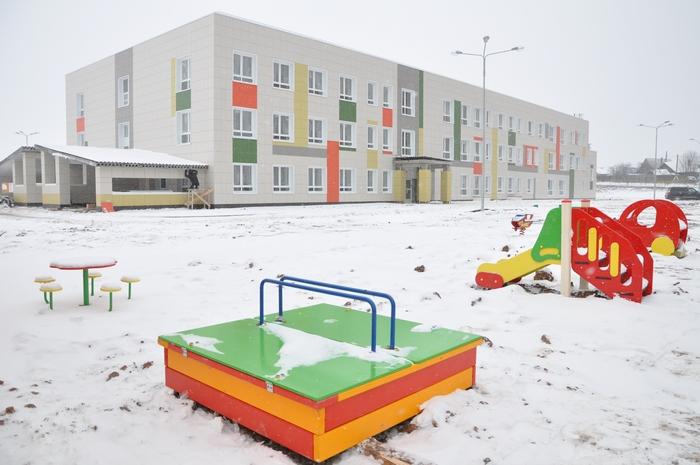 Новые детские сады Кирова: строительство входит в завершающую стадию