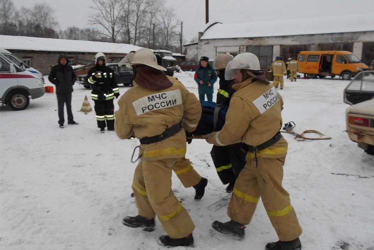 В Кировской области прошли командно-штабные учения