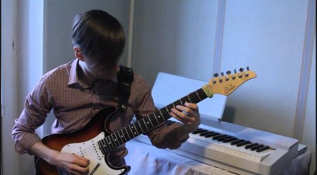 В Киров съезжаются лучшие гитаристы со всего мира