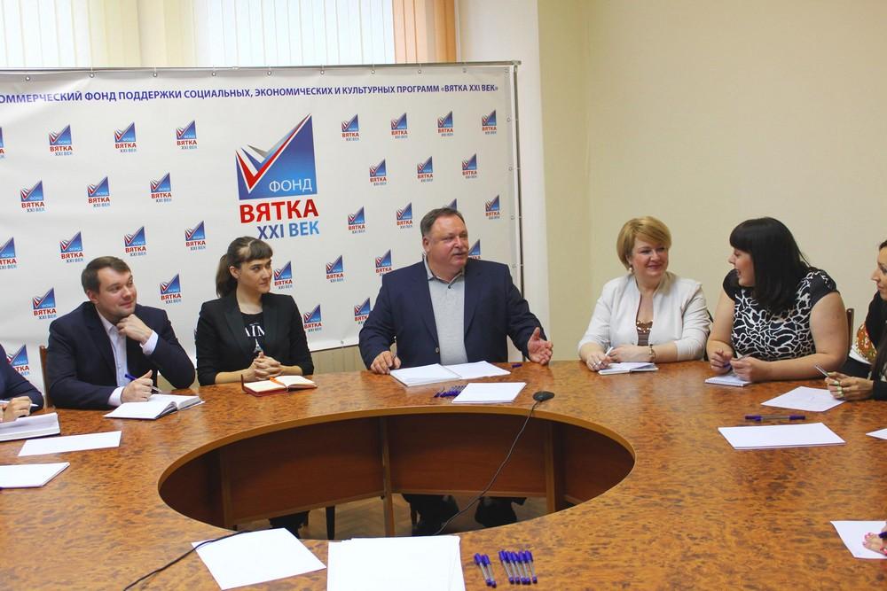 Олег Валенчук и учителя